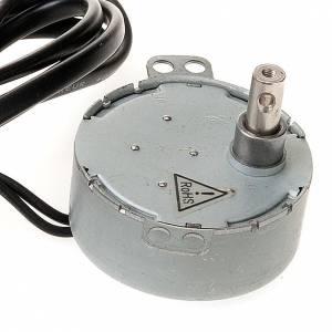 Bomba de agua y motores para movimientos: Motor eléctrico para el pesebre hecho por ti de  4 W.