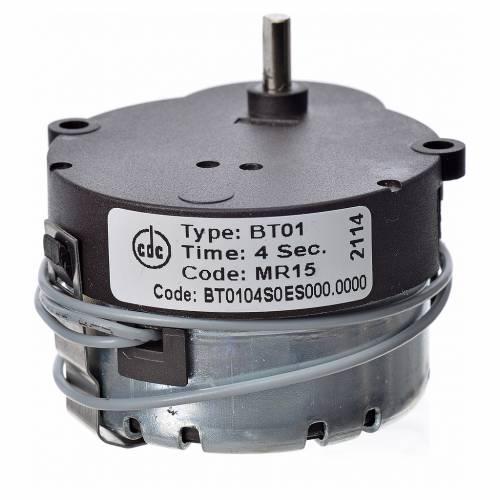 Motor movimientos MR 15 rpm  3