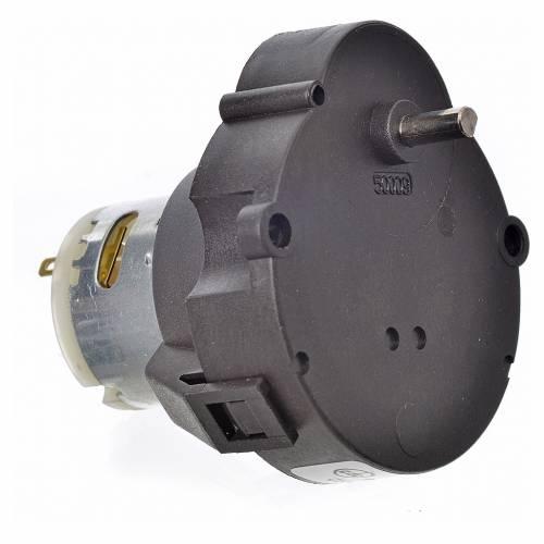 Motoriduttore presepe MCC a corrente continua 12V g/m 1/3 s1