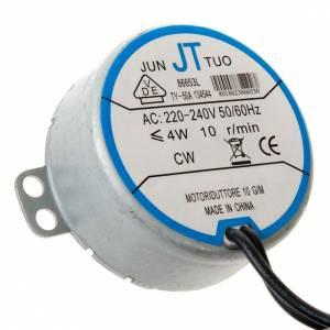 Motorino elettrico per presepe fai da te 4W 10 giri/min s1