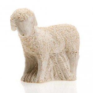 Crèches Monastère de Bethléem: Mouton - crèche d'Autun