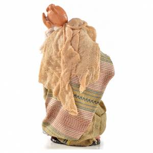 Mujer con cántaro 6 cm. belén Napolitano estilo &a s2