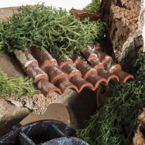 Mulini per Presepi: Mulino ad acqua elettrico ambiente 18x24x18