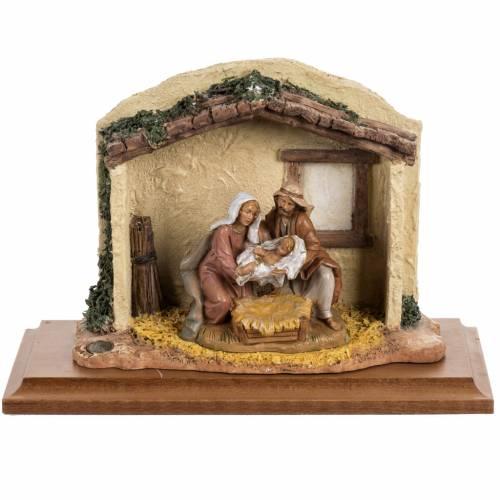 Nacimiento de Jesús 12 cm. Fontanini s1