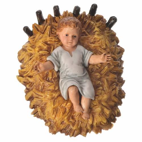 Nativité 12 cm crèche Moranduzzo 6 pcs s3