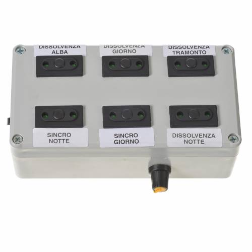 Nativity control unit 4+2 phases 1000W s4