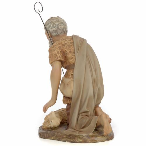 Nativity figurine, Adoration of the shepherd, 50cm (antique deco s3