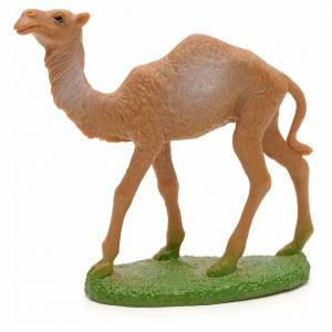 Nativity figurine, camel measuring 11cm s1