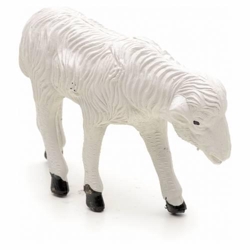 Nativity figurine, sheep measuring 9x6cm s2