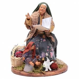 Nativity figurine storyteller 14cm s1