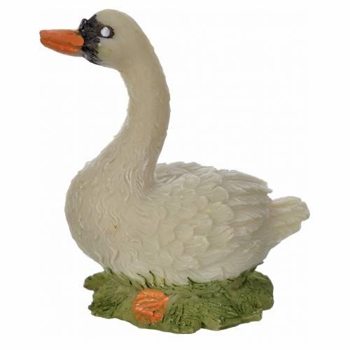 Nativity figurine, swan 3x4 cm  s2