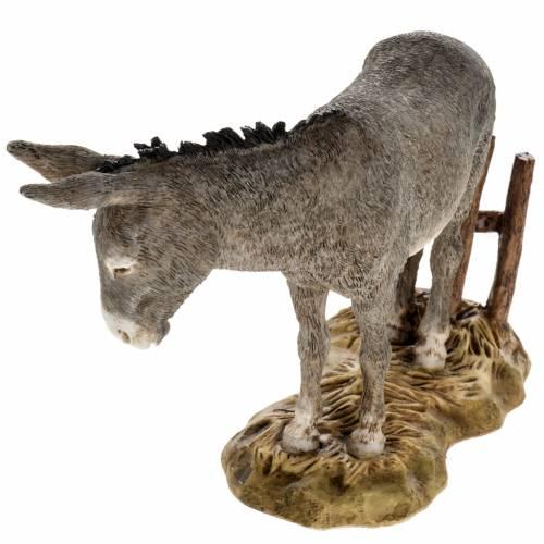 Nativity scene figurine, donkey, 18cm by Landi s5