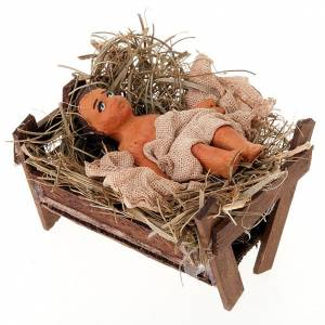 Nativity scene set, 10 cm tall s3