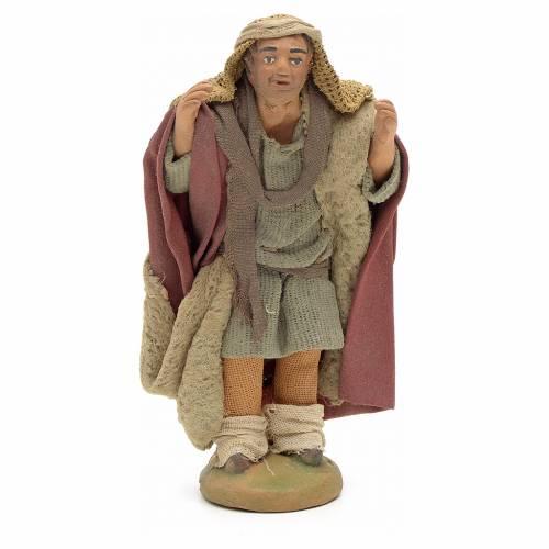 Nativity set accessory The astonished 10 cm figurine s1