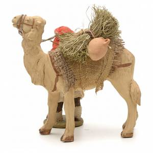 Nativity set accessory Dark cameleer with camel 10 cm figurines s3