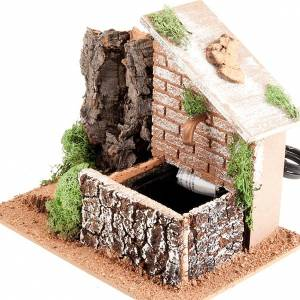 Nativity set accessory, electrical fountain stone effect, 2watt s3