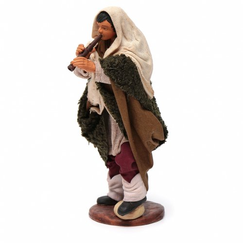 Nativity set accessory fifer 14 cm figurine s2