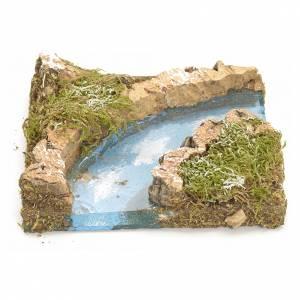 Nativity setting, river turn in cork s2