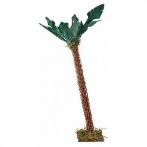 Neapolitan Nativity scene accessory, palm tree 17 cm s2