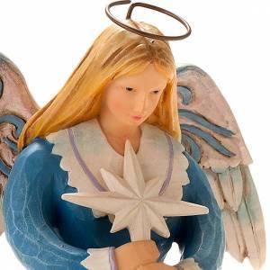 Decoraciones navideñas para la casa: Ángel de la Navidad (a Star shall guide Us)