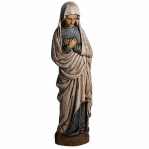 Notre Dame de l'Annonciation 80 cm bois Bethléem s1