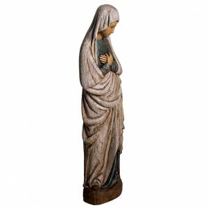 Notre Dame de l'Annonciation 80 cm bois Bethléem s2