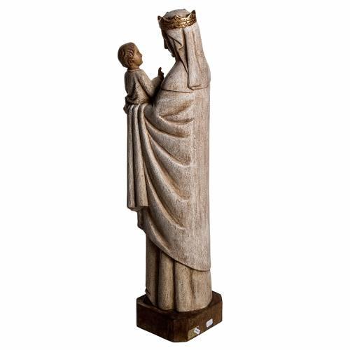 Notre Dame de Pontoise 62,5 cm bois Bethléem s4
