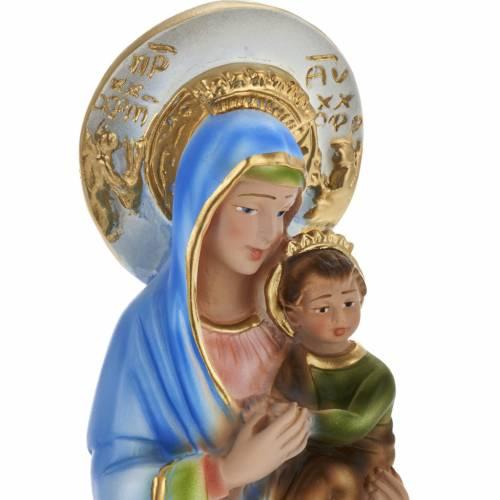 Notre Dame du perpétuel secours plâtre 30 cm s2