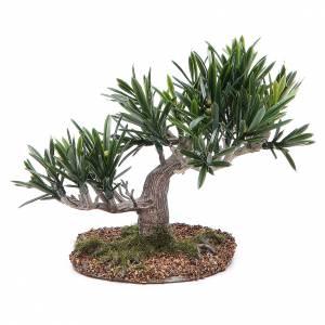 Olive tree for nativity scene in PVC s1