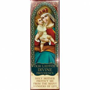 Religious Magnets: Our Lady of Divine Providence magnet- ENG05