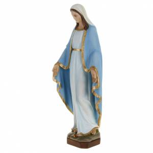 Fiberglass statues: Our Lady of Miracles, fiberglass statue, 60 cm