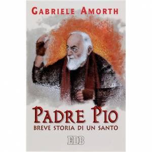 Calendriers et Livres religieux: Padre Pio, l'histoire d'un saint ITALIEN
