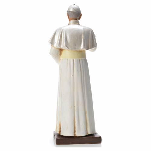 Papa Francesco 18 cm pvc Fontanini s2