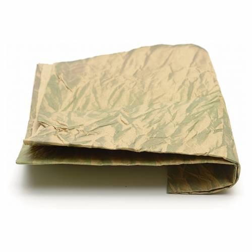 Papier décor crèche imitation roches s2