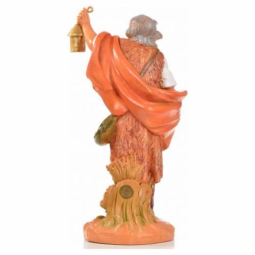 Pastor con linterna 30 cm. Fontanini s3