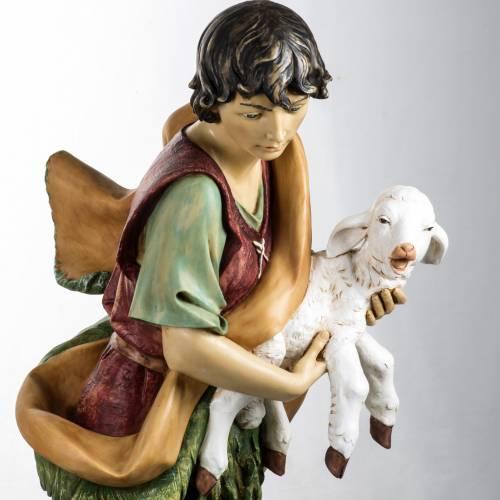 Pastor con oveja 125 cm. pesebre Fontanini s2