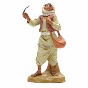 Figuras del Belén: Pastor con turbante 19cm Fontanini