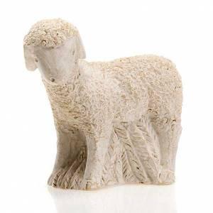 Pesebre Monasterio de Belén: Pesebre de otoño oveja