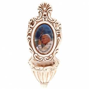 Pila de agua bendita: Pila Juan Pablo II