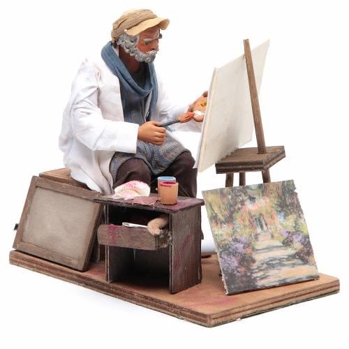 Pintor 24 cm movimiento Belén Napolitano s2