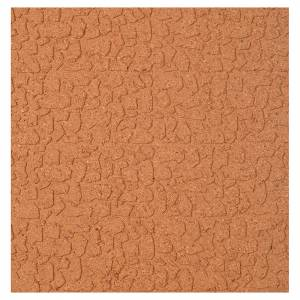 Fondos y pavimentos: Plancha corcho muro piedra irregular 100x50x1