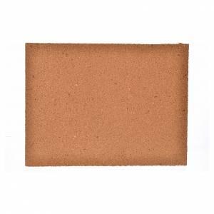 Fondos y pavimentos: Plancha corcho piedras irregulares cm. 33x24.5x1