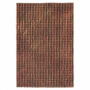 Home accessories miniatures: Plastic panel for roof with pale red shingles sized 50x30 cm