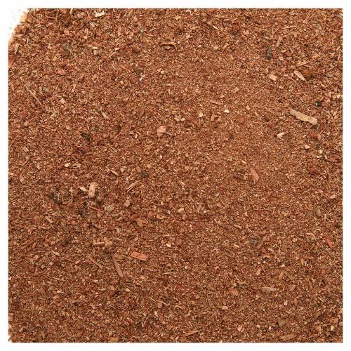 Polvere rossa 80 gr per presepe s2