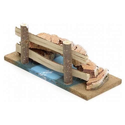 Pont liège pour crèche de noel s3