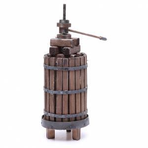 Press machine for Neapolitan Nativity, 27x10cm s2