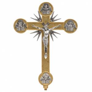 Processional crosses and stands: Processional cross evangelists