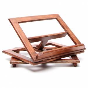 Pupitre de lecture, modèle en bois qui tourne s5