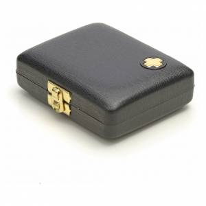 Pyx case with IHS cross pyx and purificator s3