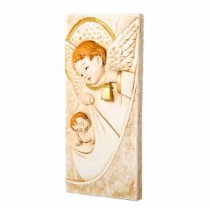 Bomboniere e ricordini: Quadretto Angelo 7x15 cm